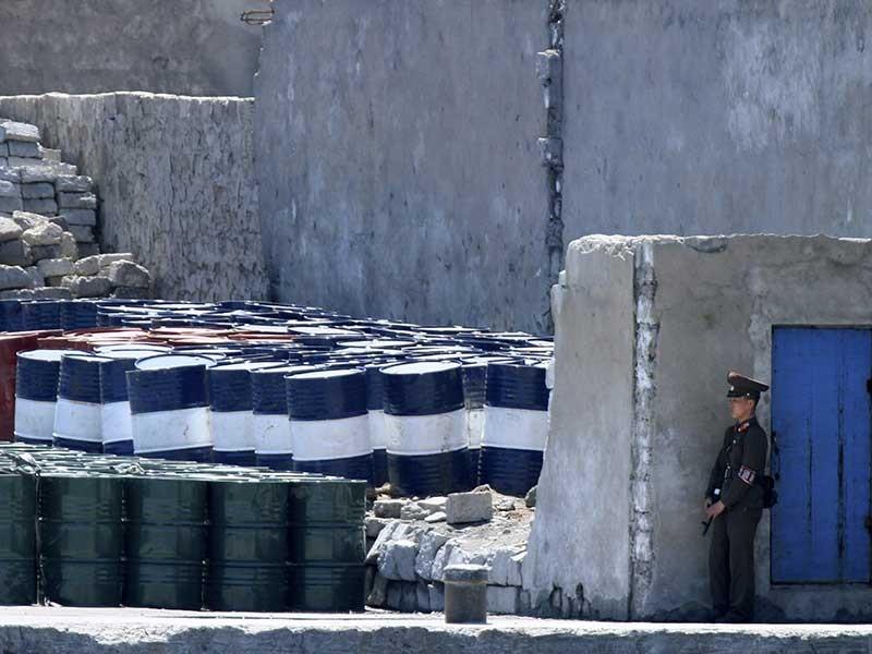Trung Quốc - Triều Tiên và nước cờ dầu mỏ - ảnh 2
