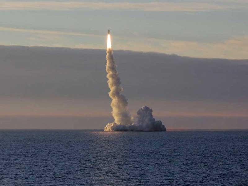 Tàu ngầm Nga nã 7 tên lửa hành trình diệt IS - ảnh 1