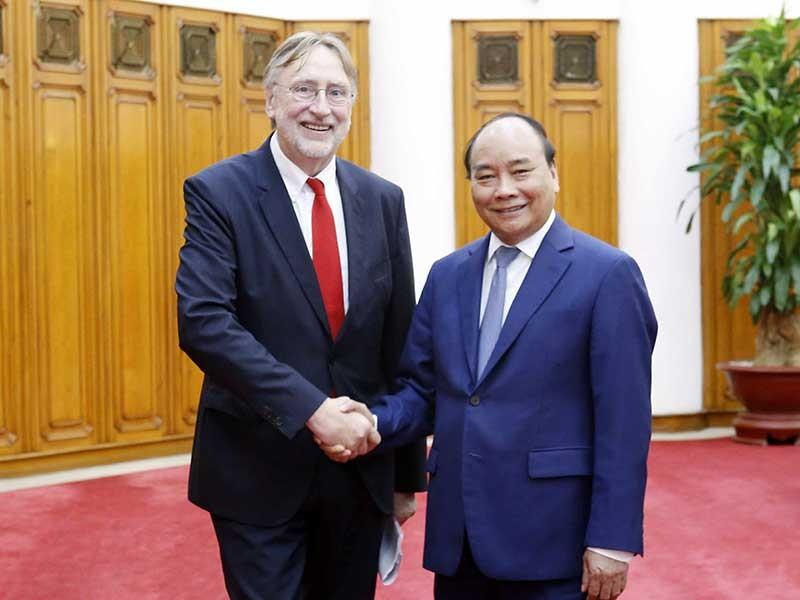 Sắp hoàn tất Hiệp định Thương mại tự do EU-Việt Nam - ảnh 1