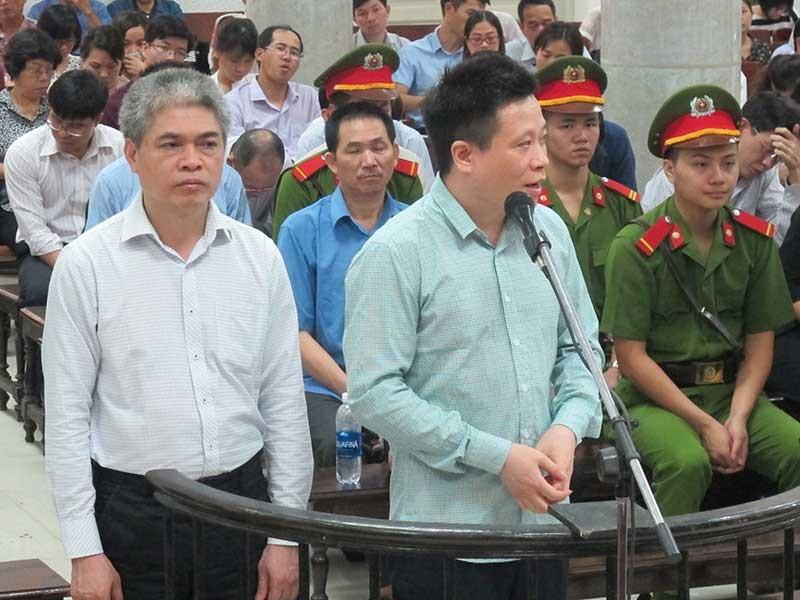 Đề nghị tử hình ông Nguyễn Xuân Sơn - ảnh 1
