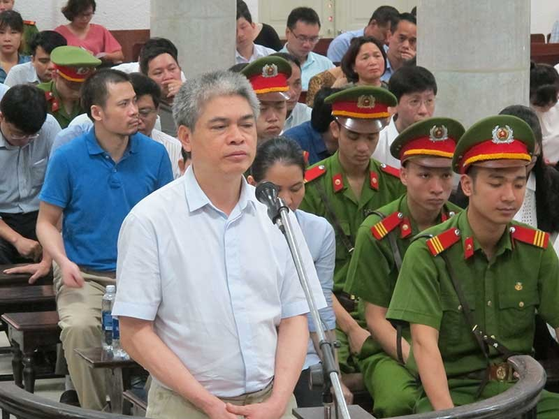 'Kết tội Nguyễn Xuân Sơn sẽ khó điều tra 3 vụ khác' - ảnh 1