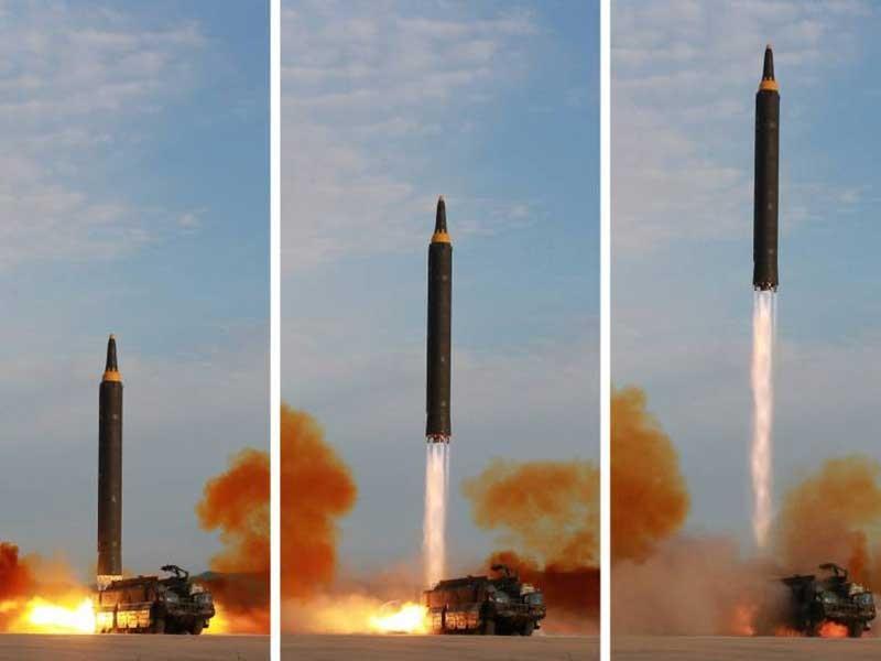 Triều Tiên và bùa hộ mệnh 'vũ khí hạt nhân' - ảnh 1