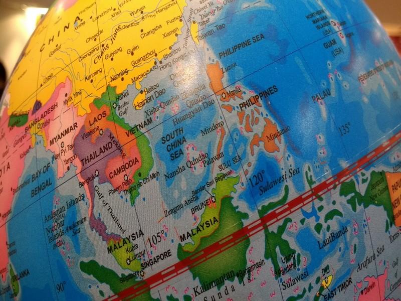 'Cuộc chiến' bản đồ trước Trung Quốc