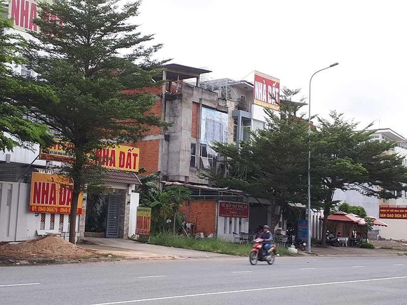 Giá nhà, đất tăng vọt tại đảo Kim Cương - ảnh 1