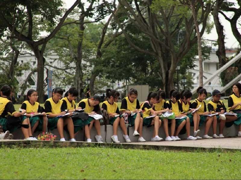 Nỗi đau phía sau nền giáo dục Singapore  - ảnh 1