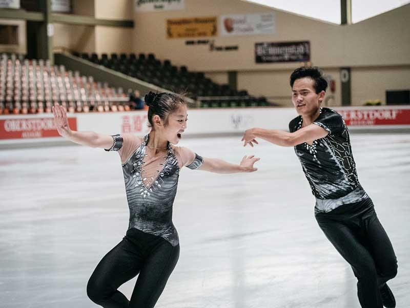 Triều Tiên gửi 'thông điệp xanh' đến Olympic mùa đông - ảnh 1