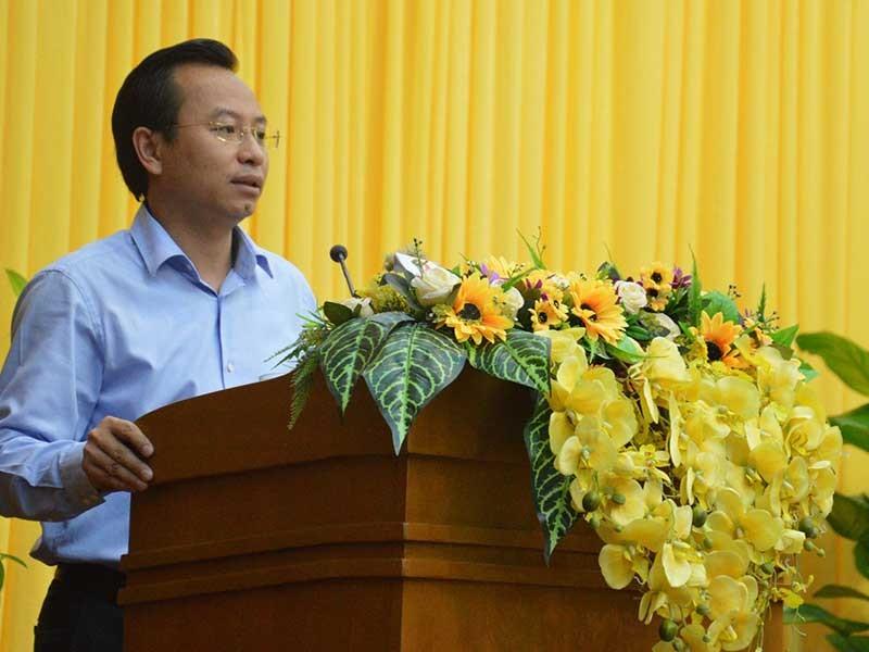 Quy trình kỷ luật ông Nguyễn Xuân Anh - ảnh 1