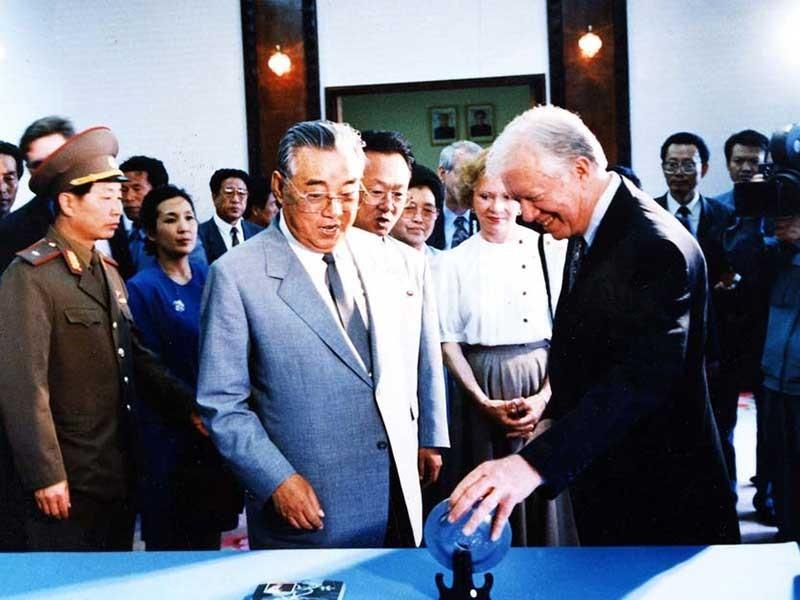 Mỹ thăm dò Triều Tiên về đối thoại hạt nhân - ảnh 1