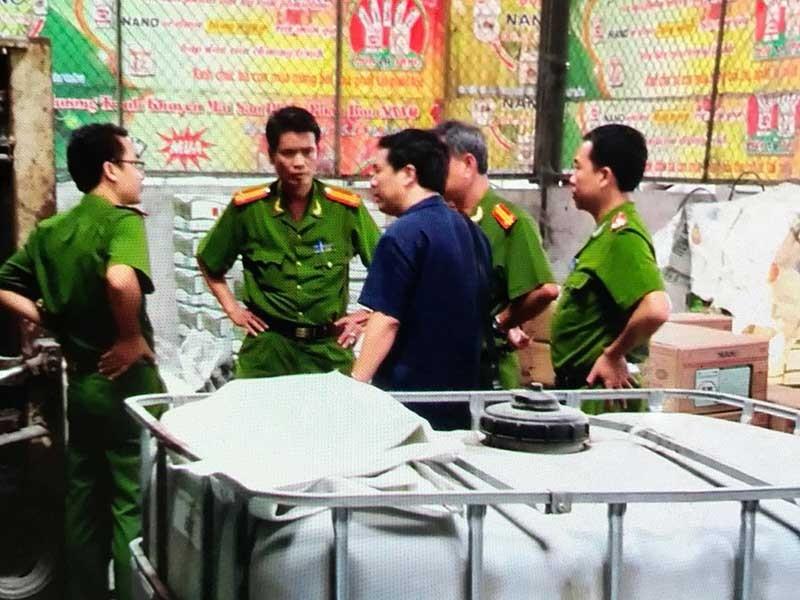 Vụ phân bón Thuận Phong: Có dấu hiệu hình sự - ảnh 1