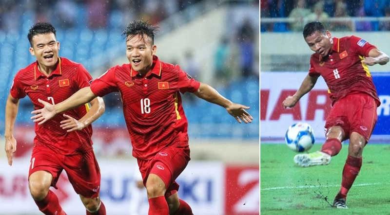 Việt Nam - Campuchia (5-0): Mưa trời và mưa bàn thắng - ảnh 1
