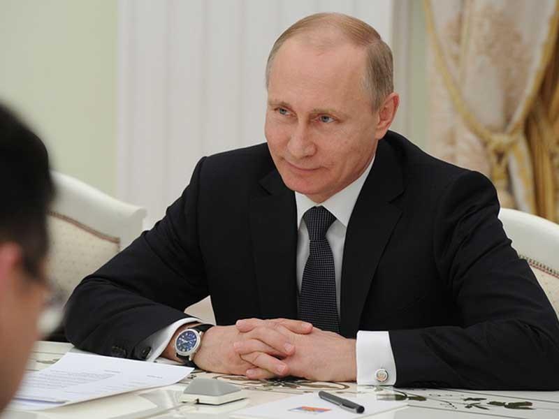 'Thương hiệu' ông Putin phủ sóng toàn cầu - ảnh 1