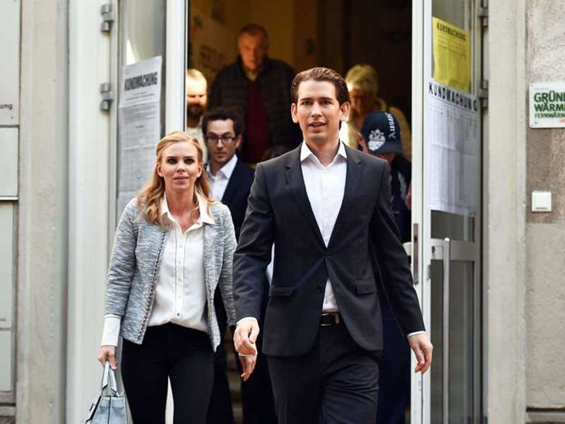 Cơn địa chấn 'thần đồng' chính trị Áo - ảnh 3