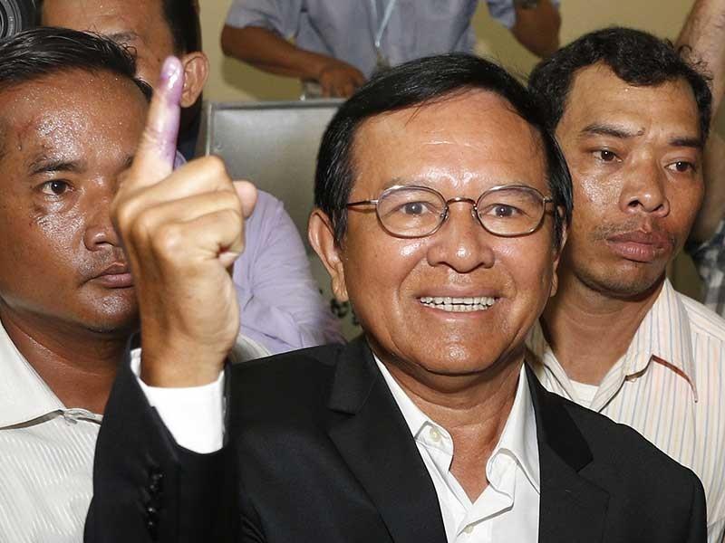 Tòa Campuchia bác yêu cầu thả thủ lĩnh đối lập - ảnh 1