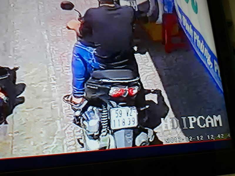 Có camera không chắc bắt được kẻ trộm - ảnh 1