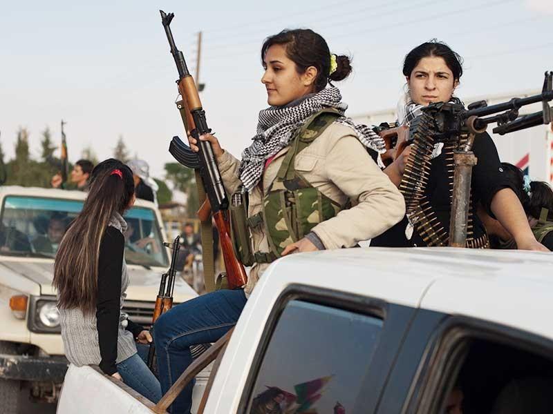 Đánh xong IS, Syria nhắm đối thủ mới - ảnh 1