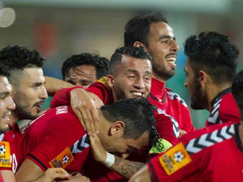 Đội Afghanistan: Mùi thuốc súng và sự hỗ trợ của FIFA - ảnh 1