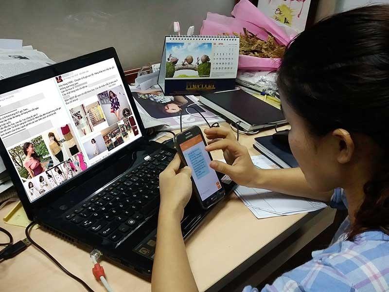 Một cá nhân bán hàng qua mạng nộp thuế 8 tỉ đồng - ảnh 1