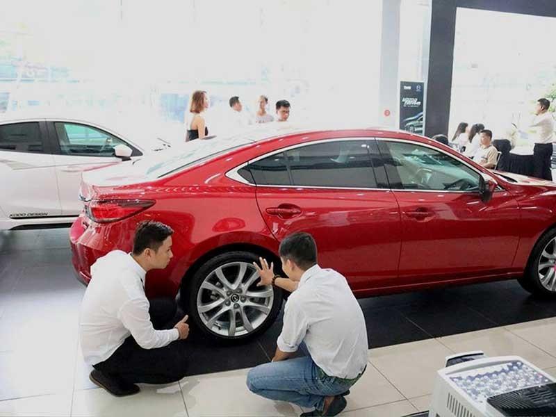 Hai kịch bản mới về thuế đặc biệt với ô tô - ảnh 1