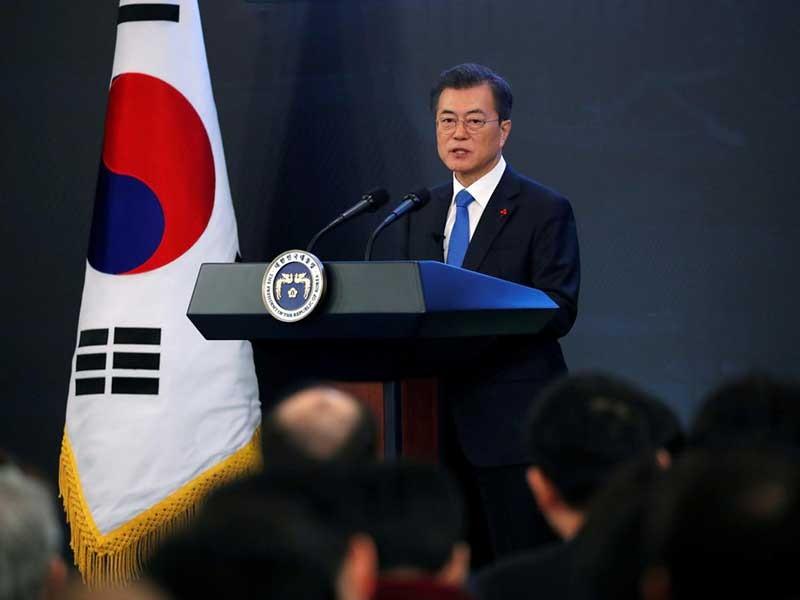 Hàn Quốc sẽ không giảm cấm vận Triều Tiên - ảnh 1