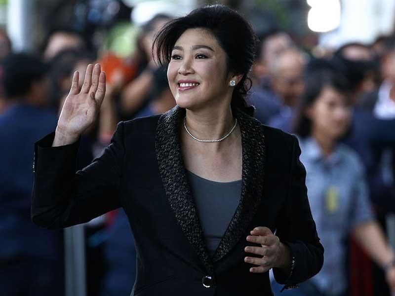 Thái Lan bế tắc trong vụ dẫn độ bà Yingluck - ảnh 1