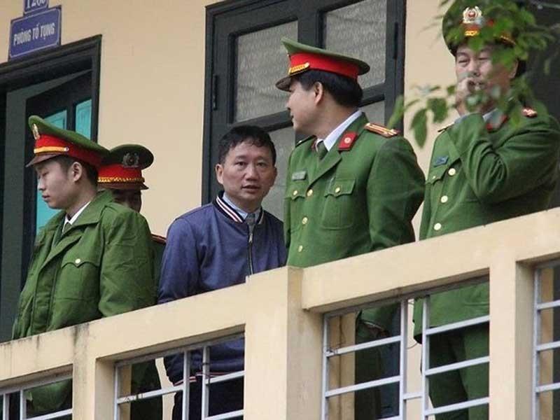 Ông Trịnh Xuân Thanh đối mặt án tử - ảnh 1