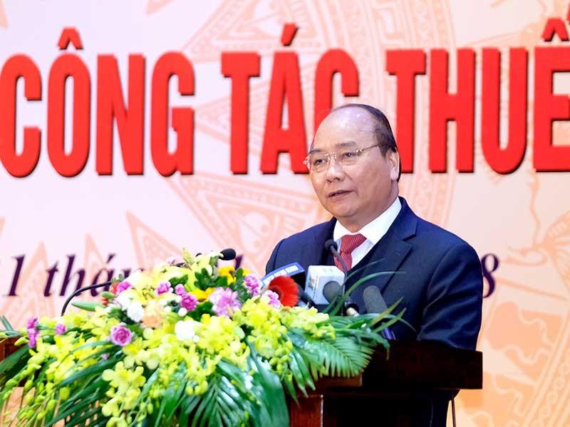 Thủ tướng: Thuế thay đổi quá nhiều gây hệ lụy cho dân - ảnh 1