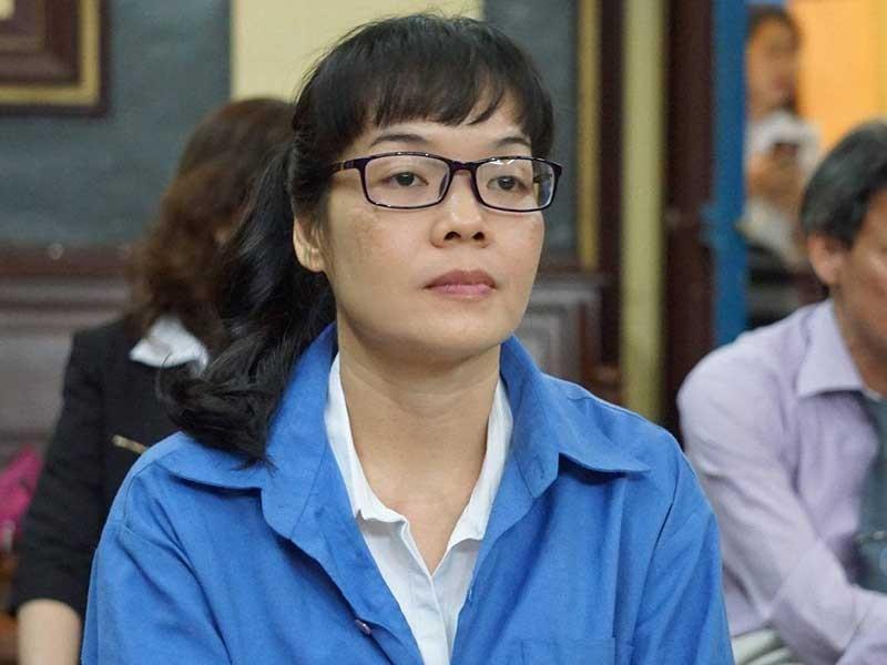 Bị cáo Huyền Như lãnh thêm 1 án chung thân