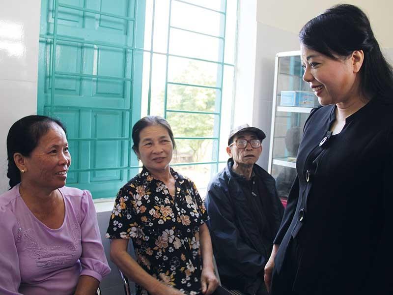 Bộ trưởng Y tế Nguyễn Thị Kim Tiến: Giữ lửa cho ngành y - ảnh 3