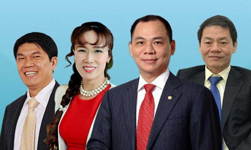 Hành trình thú vị của 2 tỉ phú đôla mới người Việt Nam - ảnh 2