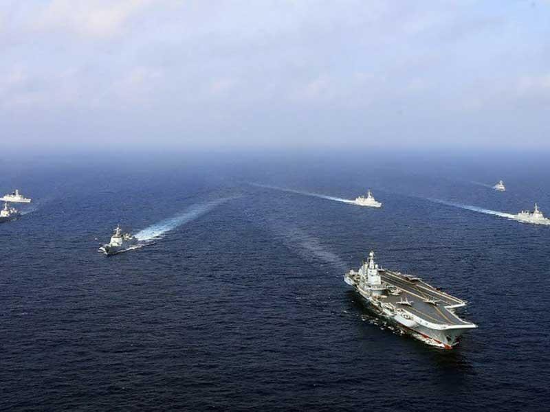 Đài Loan, Trung Quốc liên tiếp tập trận - ảnh 2