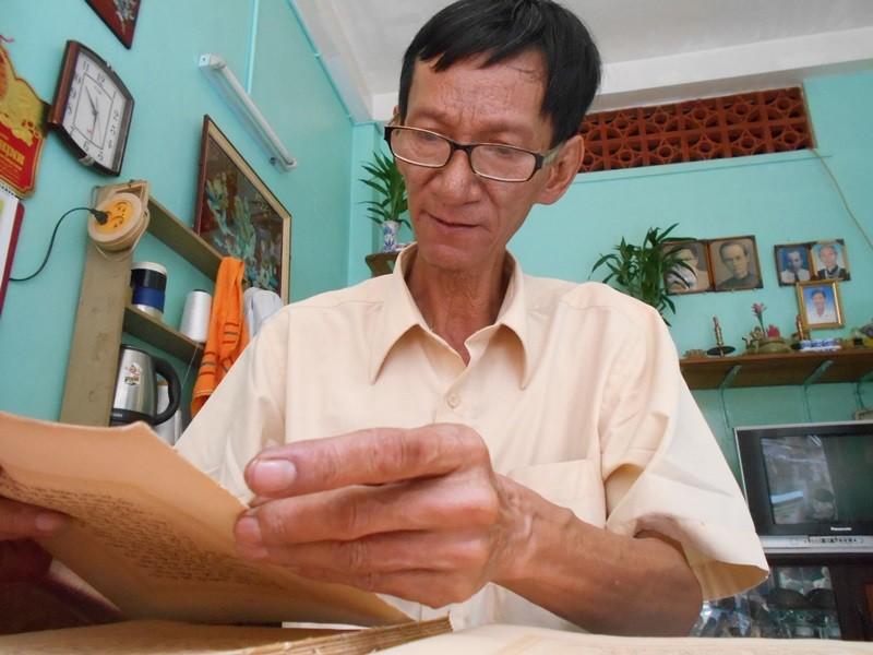 Người 'chữa bệnh' cho sách cũ ở Sài Gòn - ảnh 4