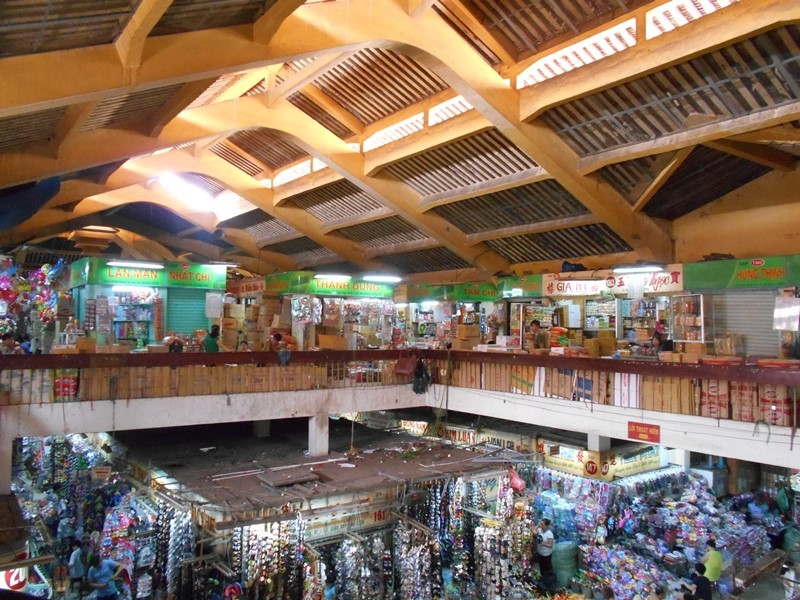 Hơn 120 tỉ đồng nâng cấp khu chợ sầm uất nhất Sài Gòn - ảnh 2