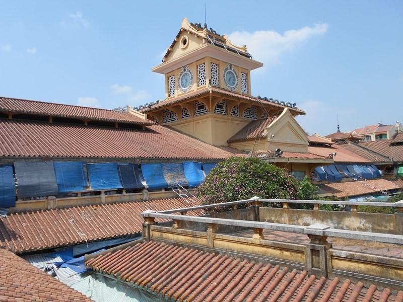 Hơn 120 tỉ đồng nâng cấp khu chợ sầm uất nhất Sài Gòn - ảnh 9