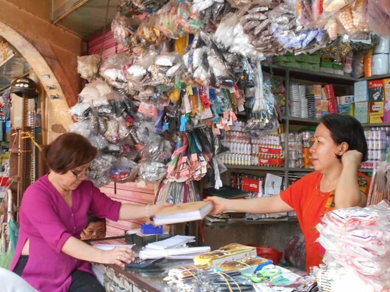 Hơn 120 tỉ đồng nâng cấp khu chợ sầm uất nhất Sài Gòn - ảnh 3