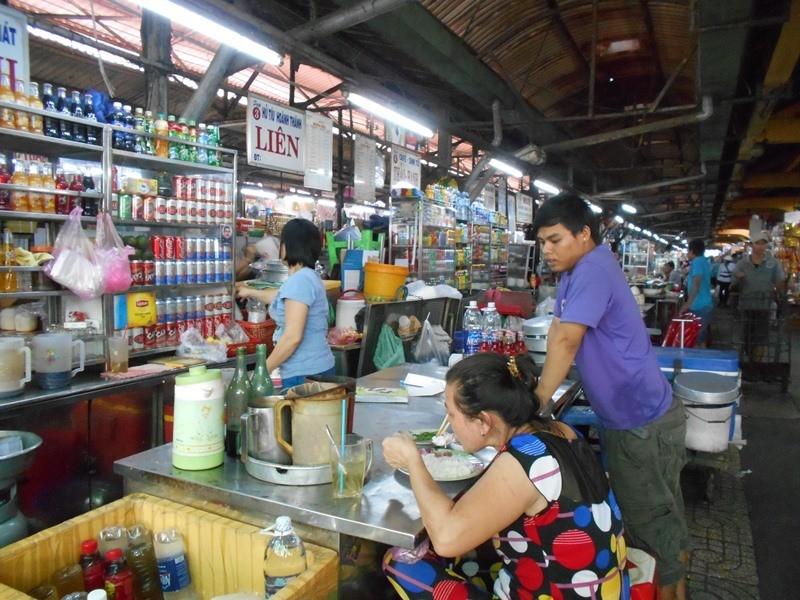 Hơn 120 tỉ đồng nâng cấp khu chợ sầm uất nhất Sài Gòn - ảnh 7