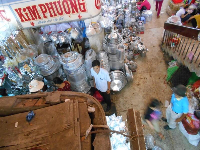 Hơn 120 tỉ đồng nâng cấp khu chợ sầm uất nhất Sài Gòn - ảnh 13