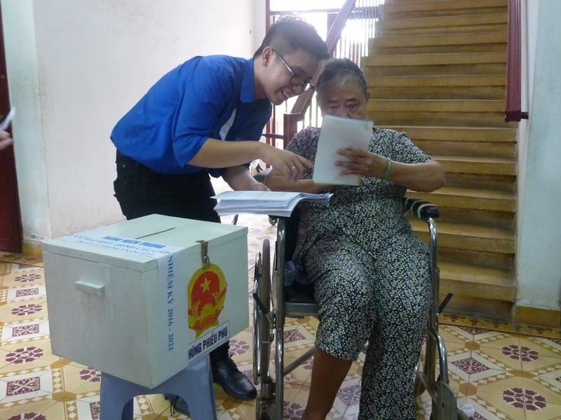 Những hình ảnh đẹp ở trung tâm dưỡng lão Thị Nghè - ảnh 9