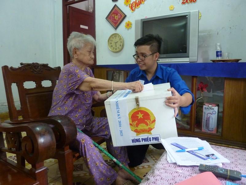 Những hình ảnh đẹp ở trung tâm dưỡng lão Thị Nghè - ảnh 6