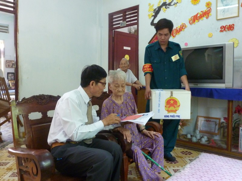 Những hình ảnh đẹp ở trung tâm dưỡng lão Thị Nghè - ảnh 7