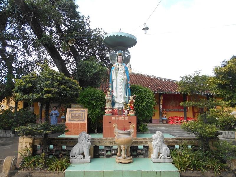 Trùng tu ngôi chùa cổ nhất Sài Gòn  - ảnh 5