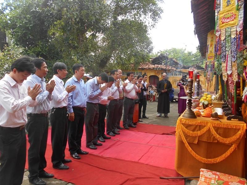 Trùng tu ngôi chùa cổ nhất Sài Gòn  - ảnh 4