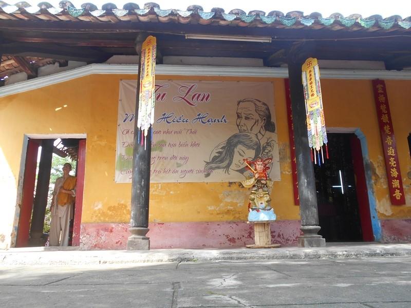 Trùng tu ngôi chùa cổ nhất Sài Gòn  - ảnh 12