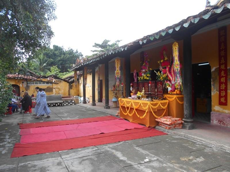 Trùng tu ngôi chùa cổ nhất Sài Gòn  - ảnh 8