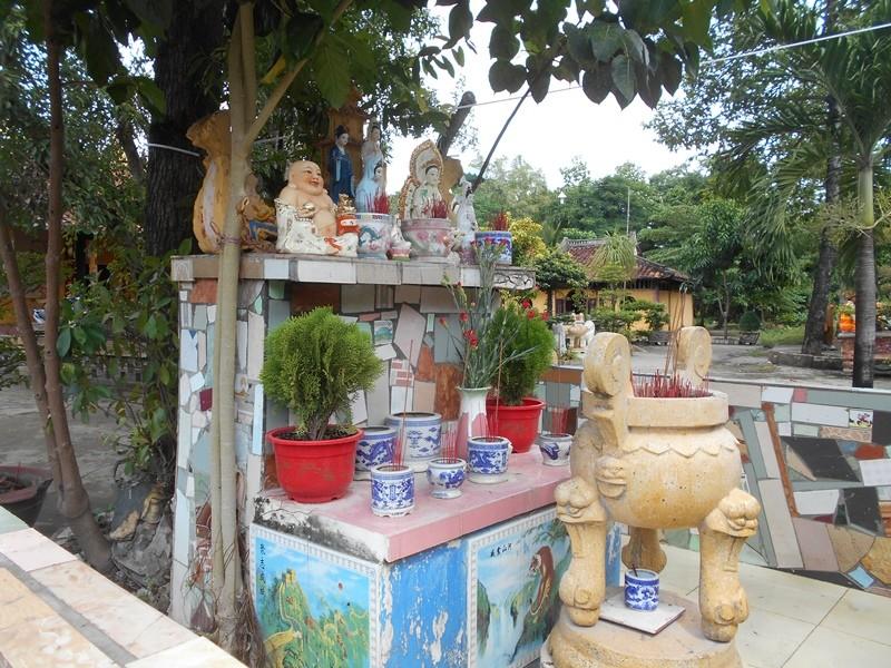 Trùng tu ngôi chùa cổ nhất Sài Gòn  - ảnh 9