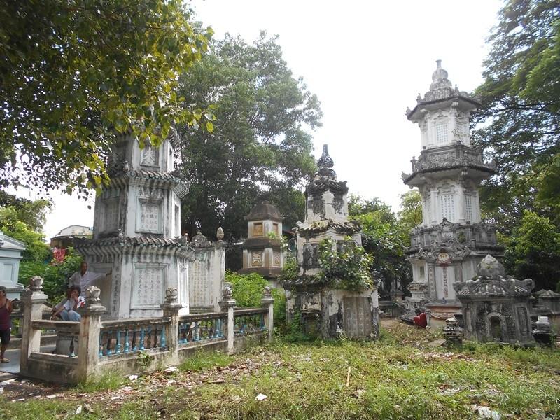 Trùng tu ngôi chùa cổ nhất Sài Gòn  - ảnh 11