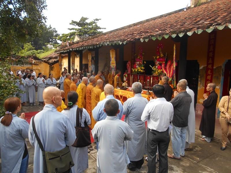 Trùng tu ngôi chùa cổ nhất Sài Gòn  - ảnh 3