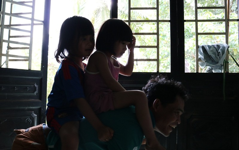 Cái Tết đoàn viên của 2 đứa trẻ bị trao nhầm - ảnh 5