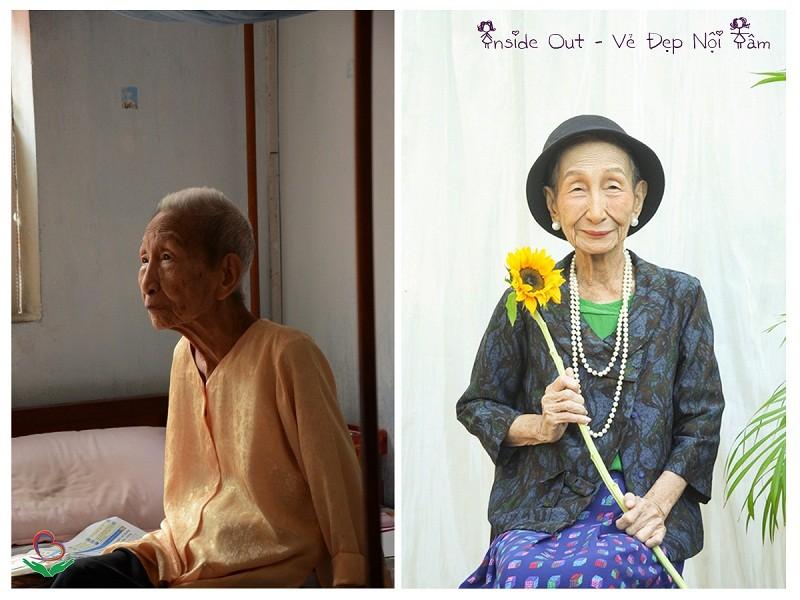 Ngắm các cụ bà ở viện dưỡng lão trình diễn thời trang - ảnh 25