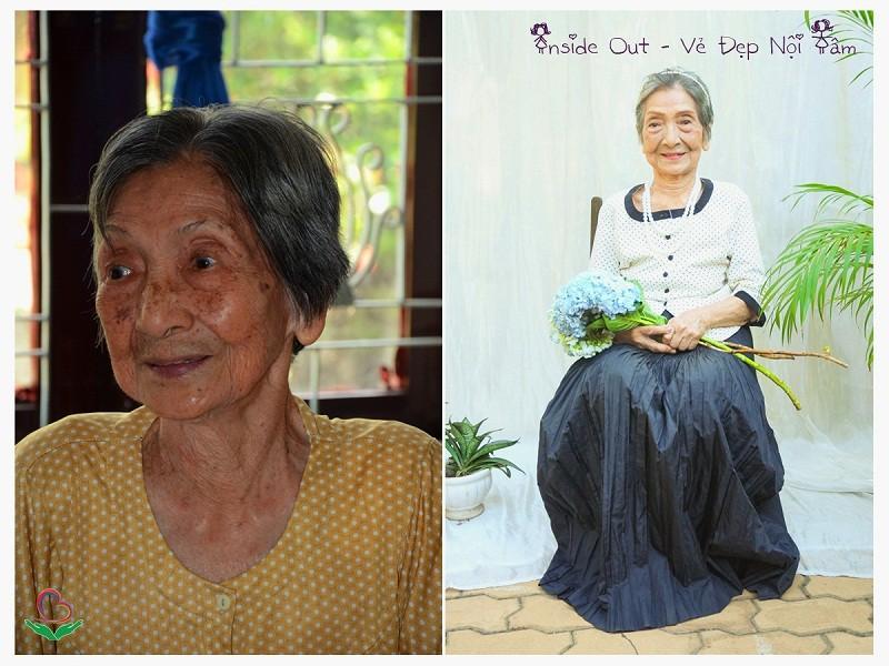 Ngắm các cụ bà ở viện dưỡng lão trình diễn thời trang - ảnh 26