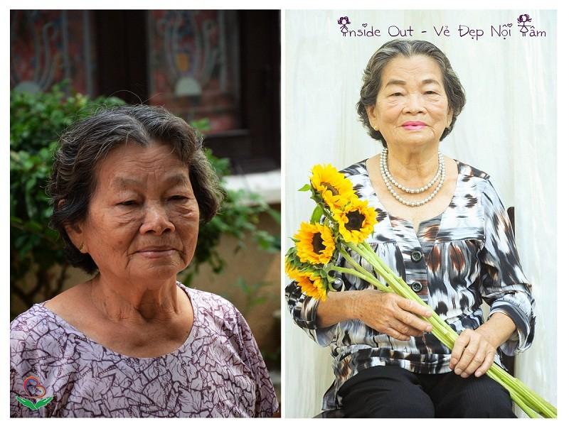 Ngắm các cụ bà ở viện dưỡng lão trình diễn thời trang - ảnh 18